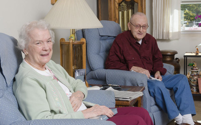 CareLink Advantage enables seniors to live safely and independently in their own home